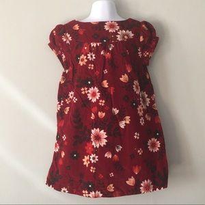 Gap Kids Toddler Girls Fine Corduroy Dress Size XS